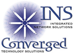 INS Integrated Network Solutions, Converged Technolgy Solutions Logo